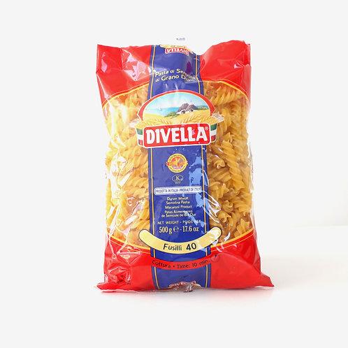 Fusilli- Divella- 500 gr