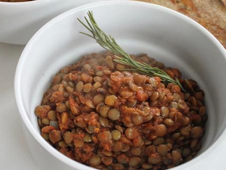 Lentils- Italian Way