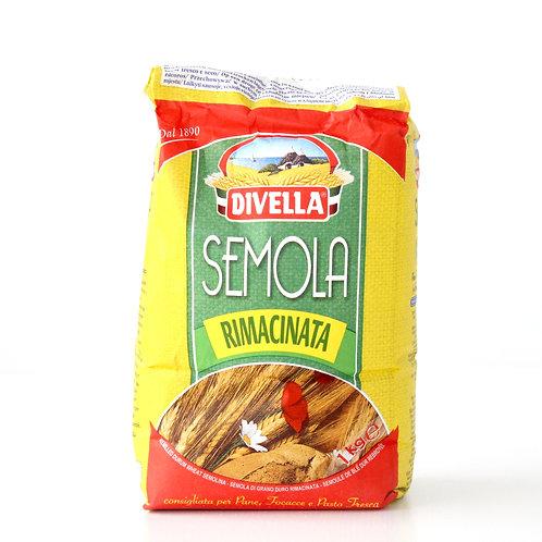 Semola rimacinata- Remilled durum wheat semolina- 1 kg