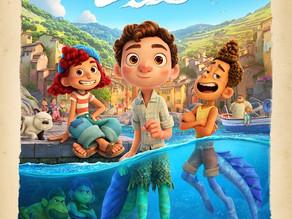 Luca, an adorable movie