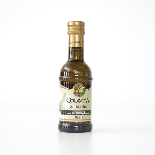 Italian Olive oil- GARLIC- 250 ml