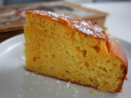Easter Cake: a Sardinian sweet memory