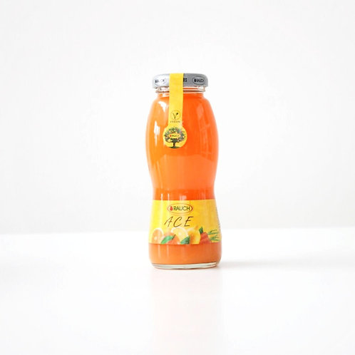 Orange, Carrot and Lemon Juice- 220 ml- RAUCH