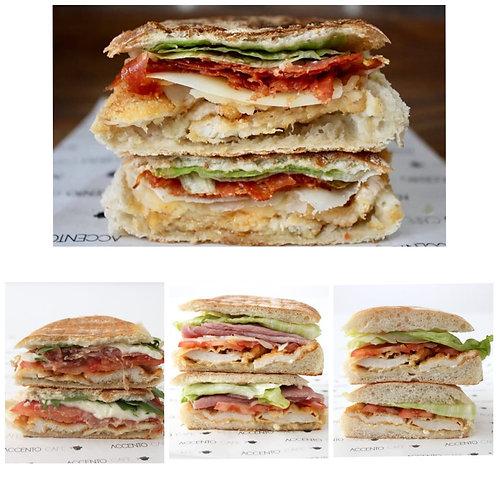 BIG FRANCO BOX - 4 panini