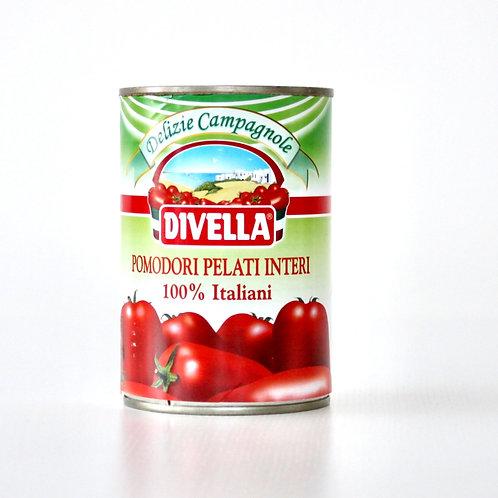 Peeled Tomatoes- DIVELLA