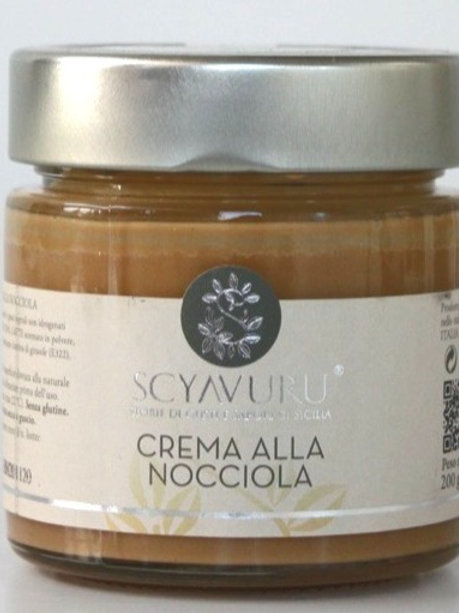 Hazelnut Cream- 200 gr