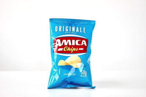 Italian chips- Salted- 50 gr