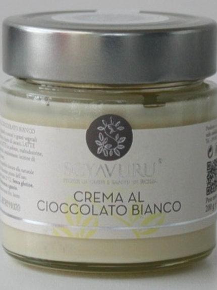 White Chocolate Cream- 200 gr