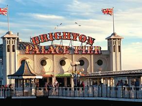 【英倫的天空@iM網欄】Brighton 布萊頓-最南沿海城市 著重藝術與創作