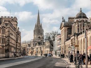 【英倫的天空@iM網欄】牛津 - 君臨天下 精英貴麗的城郡