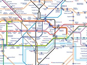 教你搭倫敦地鐵