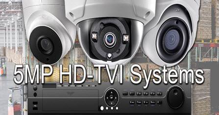 5MP TVI Systems