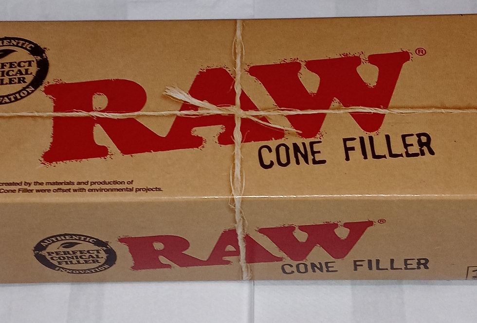 Raw Cone Filler   1 1/4