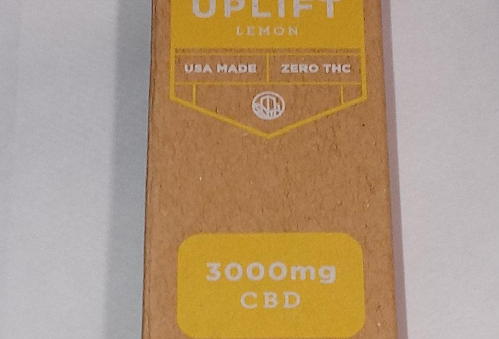 3000mgUpliftCBD Tincture (Lemon)