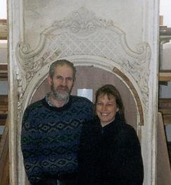 Riaan en Els Rijken