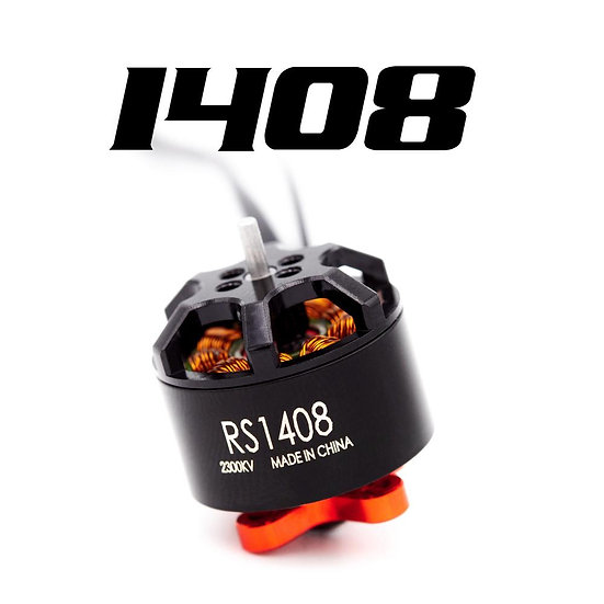 EMAX RS1408 2300KV-3600KV Brushless Motor For Micro FPV Racing Quad