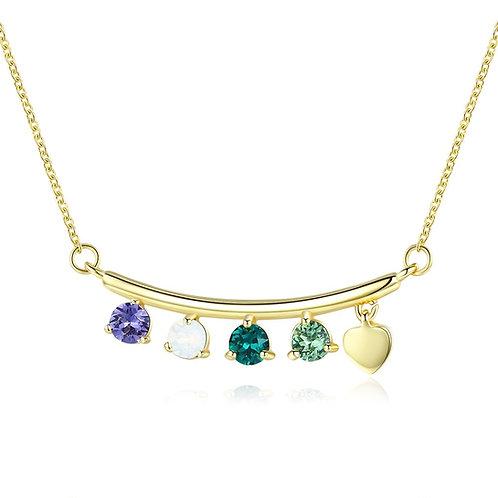 SVN310 S925 Necklace