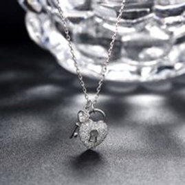 SVN056 S925 Necklace