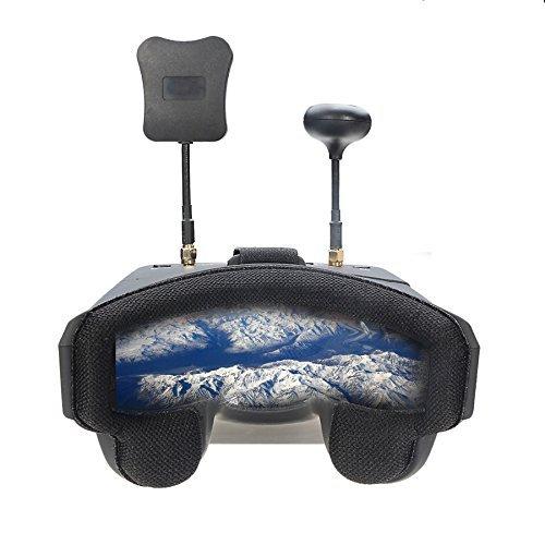 EACHINE EV800D FPV Goggles with DVR 5.8G 40CH 5 Inch 800x480 Diversity Video