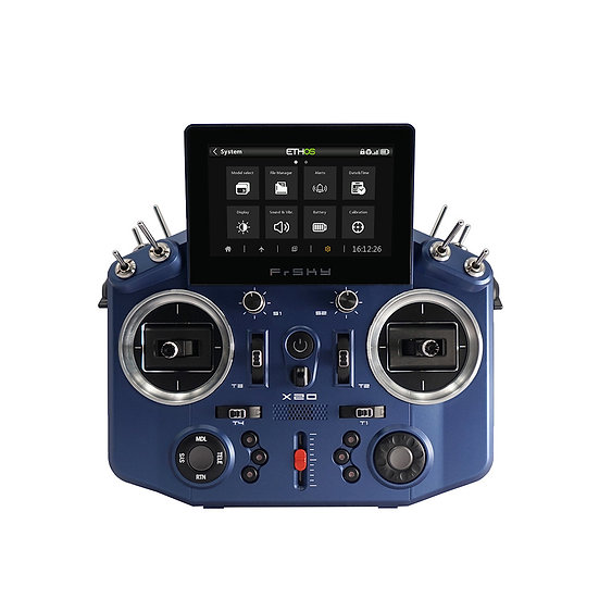 NEW FrSky Tandem X20 Transmitter with Built-in 900M/2.4G Dual-Band Internal RF