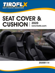 SEAT COVER & CUSHION