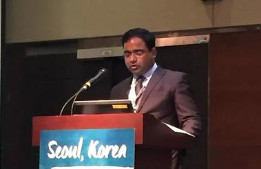 ILTS 22st Annual International Congress, Seoul, South Korea 2016