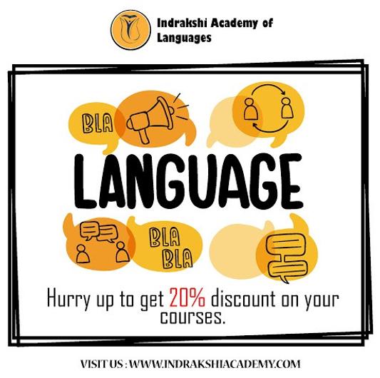 language courses Discounts