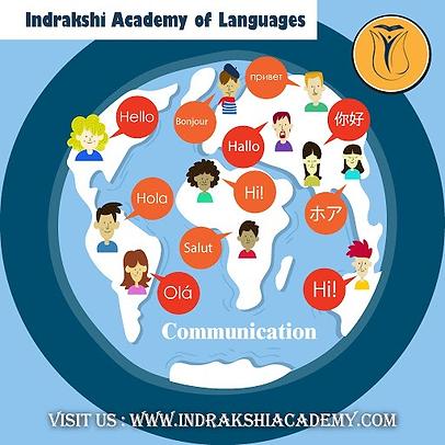 Indrakshi Academy of Languages