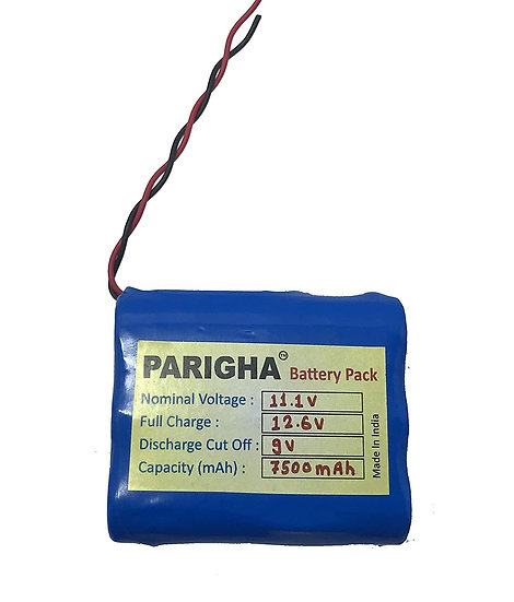 PARIGHA® Lithium Ion Li-ion Powered for high Current Electronics Robotics and CC