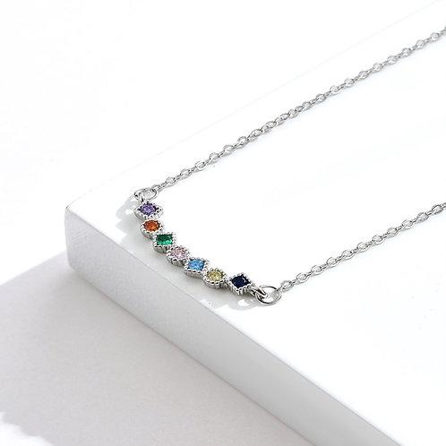 SB-N0418 S925 Necklace