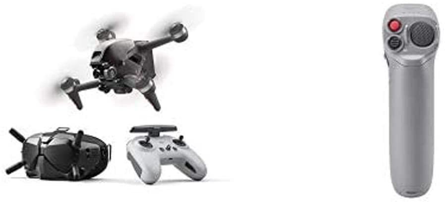 DJI FPV Combo with Motion Controller - First-Person View Drone Quadcopter UAV