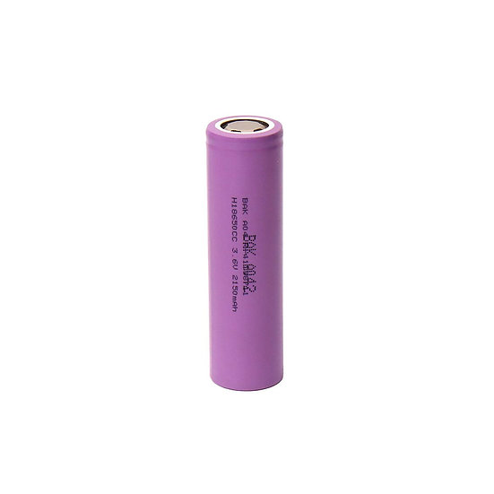Electronicspices PACK OF 10 Lithium Ion Battery (LiPo) 18650 Cell (3.6V 2150mAh)