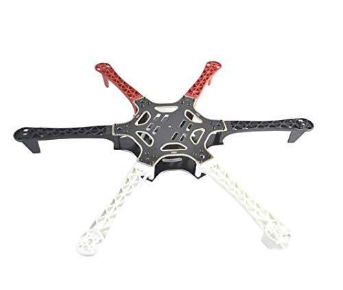Techtonics F550 Airframe Hexa Frame HexaCopter Support KK/MK/MWC