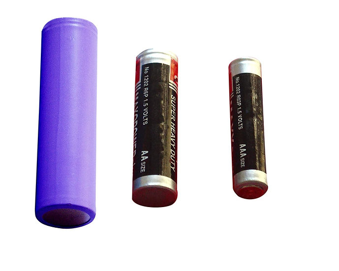 Dj gulfam electronices 3.7Volt Rechargeable Lithium Ion Battery Cell 1200 mah