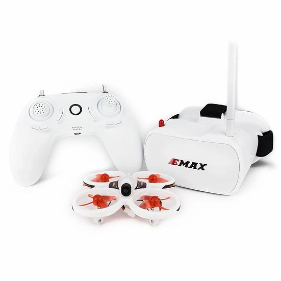 Emax EZ Pilot Beginner Indoor FPV Racing Drone With 600TVL CMOS Camera 37CH 25mW