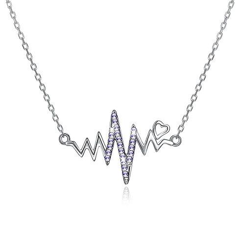 SVN305-B S925 Necklace