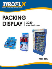 PACKING DISPLAY