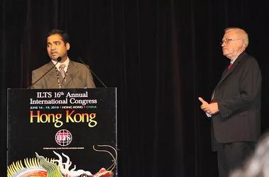16 International liver transplantation society Meeting, Hong Kong 2010