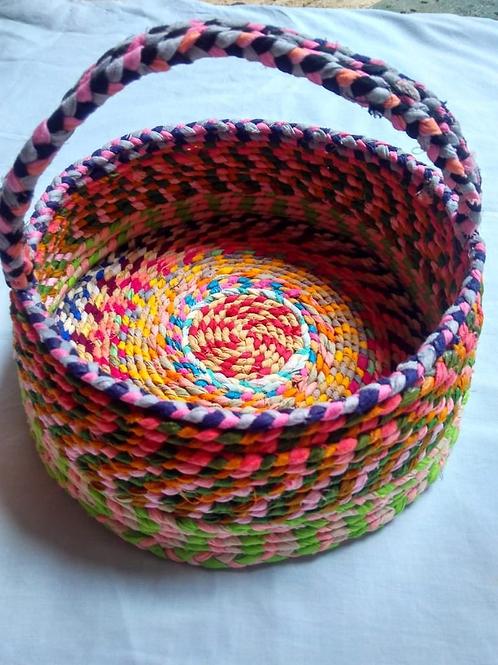 Colorful Basket (Medium)