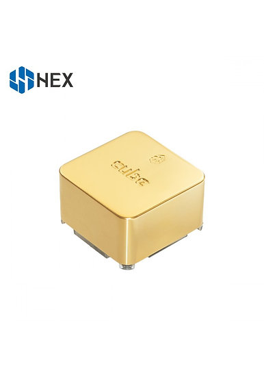 The Cube Gold (Price: 1 Bitcoin)