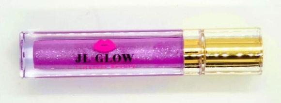 JL Glow Shiny Lipgloss- Purple Passion