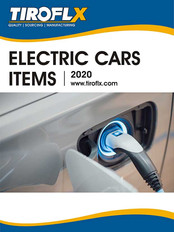ELECTRIC CARS ITEMS