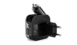 CAR & WALL CHARGER