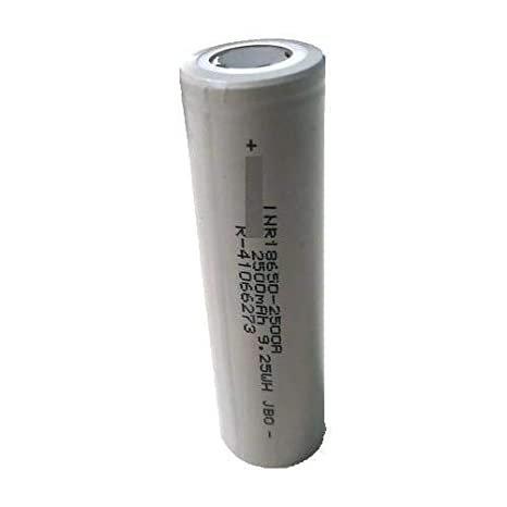 Laxmi Enterprises 2500mAh 18650 3.7V Lithium-Ion Battery Cell
