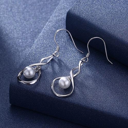 4PTEE009-E S925 Earring