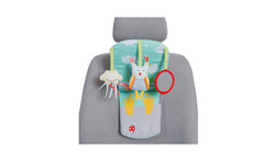 PLAY AND KICK BABY CAR SEAT TOY