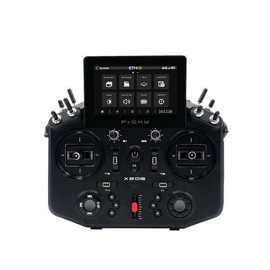 NEW FrSky Tandem X20S Transmitter with Built-in 900M/2.4G Dual-Band Internal RF