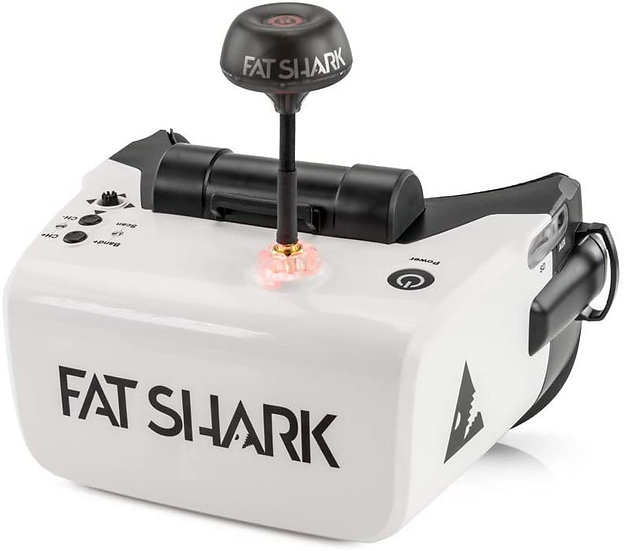 2019 Latest Version! Fat Shark Scout Headset FPV Goggles Glasses for RC FPV