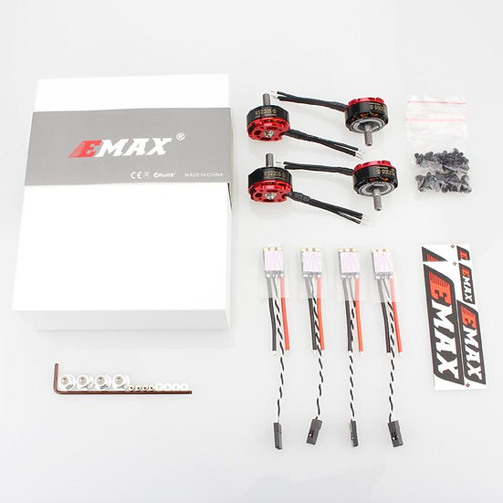 EMAX RS2205S RaceSpec Motor(With Bullet 30A Combo)