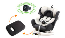CAR SEAT ALARM FOR KIDS